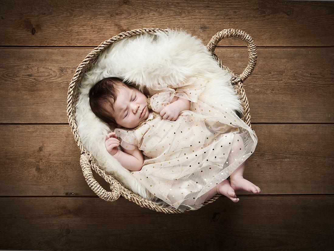 Neugeborenenportraits Sophie, Berlin 2015