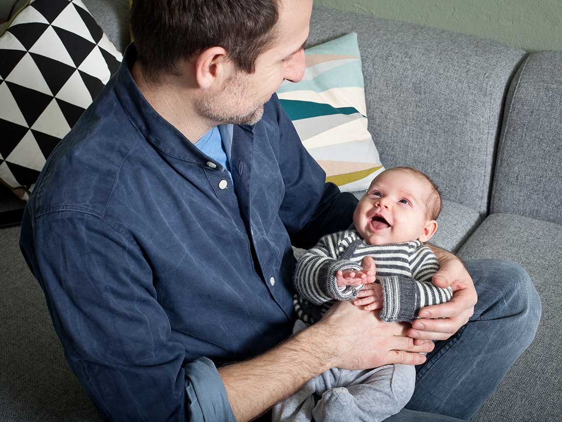 Babyportraits Neugeborenenfotos Berlin © Miriam Ellerbrake